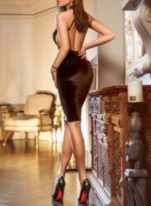 Escort Model Christina